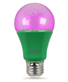 Feit Electric 9 Watt E26 A19 Red Spectrum LED Plant Grow Light Bulb