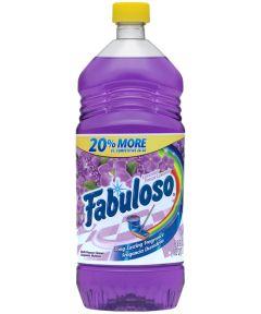 Fabuloso All Purpose Cleaner, 33.8 oz., Liquid, 7 pH, >/=200 deg F Flash