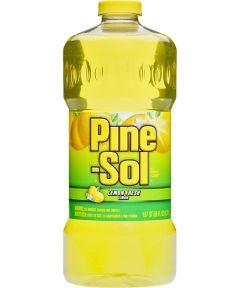 Pine-Sol Lemon Fresh Multi-Surface Deodorizer Cleaner, 60 oz.