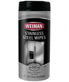 Wet/Pop Up Stainless Steel Wipe, 8 in. (L) x 7 in. (W), Fresh Floral