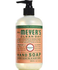 Mrs. Meyer's Clean Day Hand Soap, Geranium Scent, 12.5 oz.