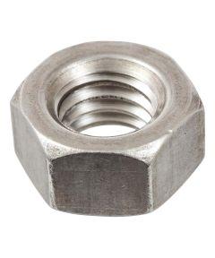Stainless Steel Machine Screw Hex Nut (1/4-20)