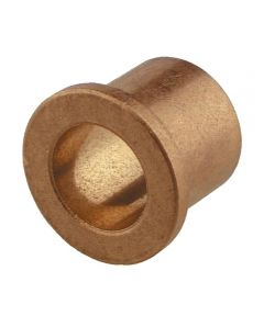 Bronze Flange Bearing (1/2 in. ID x 3/4 in. OD x 1 in. Flange x 1/2 in. Length)