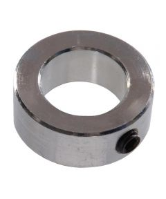 Zinc Shaft Collar (1/2 in. I.D. x 1 in. O.D.. x 7/16 in. Thick)