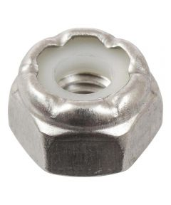 Stainless Steel Stop Nut (1/2-20)