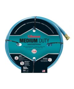 Gilmour 5/8 in. x 50 ft. 4 Ply Reinforced Vinyl Water Hose