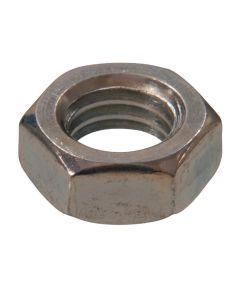 Metric Hex Jam Nut (M10-1.25 Fine)