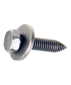 Metric Body Bolt w/ 17mm Washer (M6.3-1.00 x 25mm)