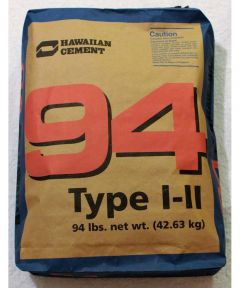 94 lb. Hawaiian Cement, Type I-II