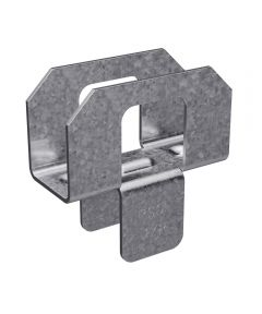 1/2 in. 20 Gauge Galvanized Panel Sheathing Clip