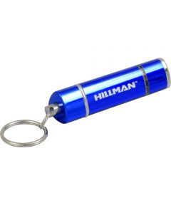 Key Chain with flashlight and lantern