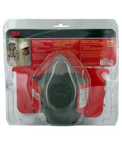 3M Professional Multipurpose Drop Down OV/AG/P100 Respirator Mask