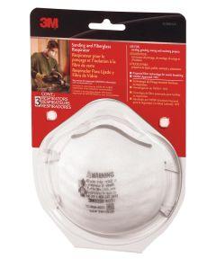3M Sanding and Fiberglass N95 Respirator Mask, 3 Pack