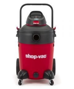 Shop-Vac 14 Gallon 6.5 Peak HP Wet Dry Vacuum with Contractor Cart & Transport Handle