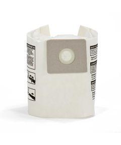 Shop-Vac 1-1.5 Gallon Disposable Vacuum Filter Bags, 3 Pack