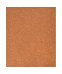 Gator 180 Grit Bare Wood Extra Fine Sandpaper, 11 in. x 9 in., Single Sheet