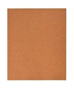 Gator 120 Grit Bare Wood Fine Sandpaper, 11 in. x 9 in., Single Sheet