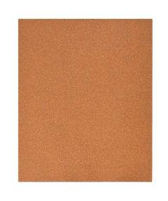 Gator 100 Grit Bare Wood Medium Sandpaper, 11 in. x 9 in., Single Sheet