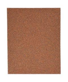 Gator 60 Grit Bare Wood Coarse Sandpaper, 11 in. x 9 in., Single Sheet