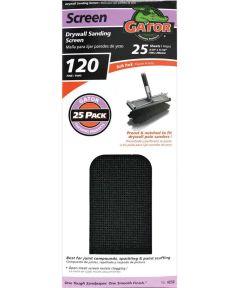 Drywall Sanding Screen, 11-1/4 in. x 4-1/4 in., 120 Grit
