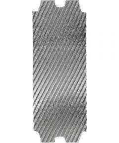 Gator 100 Grit Precut Drywall Sanding Screen, 11-1/4 in. x 4-1/4 in., Single Sheet