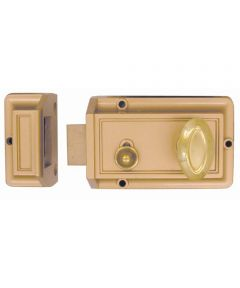 Rim Cylinder Night Latch