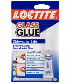 0.07 oz. Instant Glass Glue