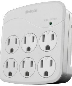 6 Outlet 1440 Joules Surge Protector