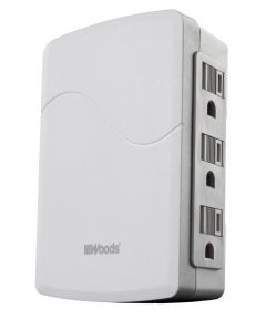 6 Outlet Side Entry Wall Adapter