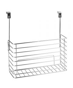 13.73 in. x 5.18 in. x 14.2 in. Chrome Classico Over Cabinet Bakeware