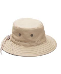 Large Khaki Classic Cotton Adjustable Hat