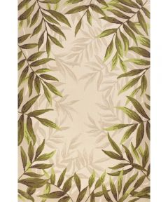 KAS 5 ft. x 7 ft. 6 in. Harbor 4225 Sand Nature