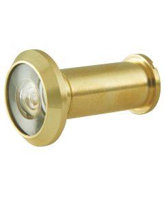200 Degree Brass Door Viewer