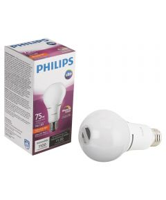 75 Watt Equivalent A21 Dimmable LED Warm White Bulb 6 Count