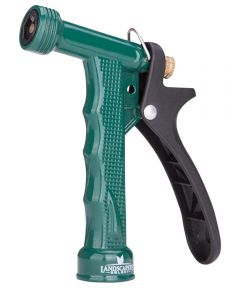 Nozzle Trigger Metal 5-1/2in Green