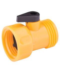 Hose Shut-Off Plastic 3/4 in.