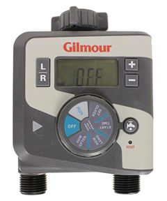 Timer Electrictrical Two Outlets