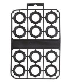 Hose Washer Set PVC 12 Pieces