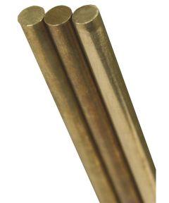 Brass Rod Round 3/26 x 12