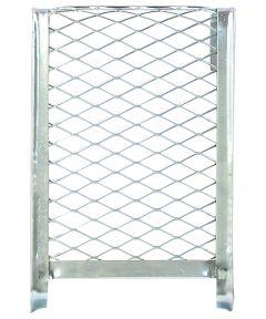 1 Gallon Metal Paint Bucket Grid