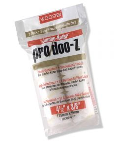"""2 Pack 4-1/2"""" X 3/8"""" Pro/Doo-Z Paint Rollers"""