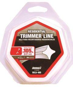 Trimmer Line 2/rfl .105 x 30 ft.