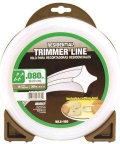 Trimmer Line 15/rfl.080 x 300 ft.