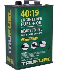 TruFuel Pre-Mixed Fuel, 110 oz, Can, Green, Liquid