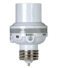 "3.3"" X 2.16"" X 2.16"" White CFL Light Control"