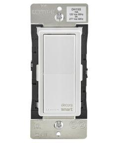 120V 15A 600W White/Almond Decora Universal Wifi Rocker Switch