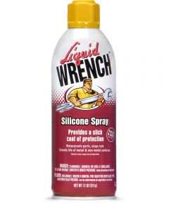11 Oz Liquid Wrench Heavy Duty Silicone Spray Lubricant