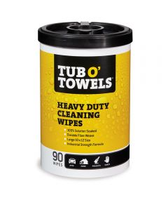 Large Heavy Duty Cleaning Wipes 90 Count
