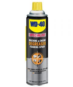 18 Oz WD-40 Machine & Engine Degreaser Foaming Spray