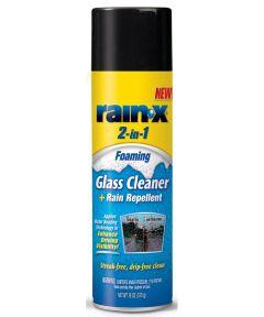 18 Oz 2-In-1 Foaming Glass Cleaner & Rain Repellent
